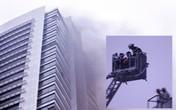Cháy nhà cao tầng, chạy đâu?