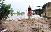 Sau sự cố úng ngập sông Nhuệ (Hà Nội): Cứ lấn hành lang, cả làng còn ngập