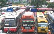 Tất cả xe khách Thái Nguyên đã về tuyến mới
