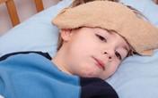 Xử trí trẻ sốt cao gây co giật