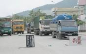 Đà Nẵng: Dân chặn xe tải vì đã hít no bụi