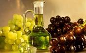 3 lợi ích tuyệt vời của dầu hạt nho