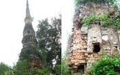 Đền mất thiêng vì ngọc trên đỉnh tháp bị bắn vỡ