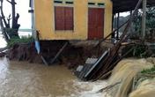 Nam Trung bộ chìm trong nước lũ