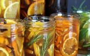 5 cách ngâm chanh mật ong trị ho mùa đông