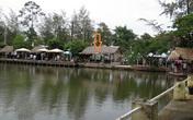 Giết bạn gái kinh hoàng tại quán cà phê bên hồ