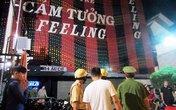 Công an bất ngờ ập vào bar lớn nhất quận Tân Bình