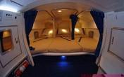 Cận cảnh phòng ngủ trên máy bay của các nữ tiếp viên hàng không