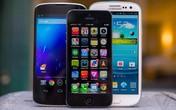 Hàng loạt Smartphone cao cấp ồ ạt giảm giá