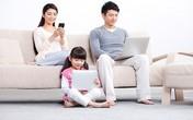 Ảnh hưởng từ các thiết bị công nghệ tới sức khỏe của trẻ