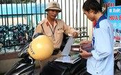 Hà Nội lắp ATM tại trụ sở cảnh sát để tiện nộp phạt