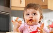 Món ngon an toàn cho bé tập ăn bốc