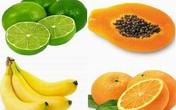 Những loại quả nên ăn để ngừa rụng tóc