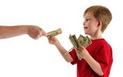 Chiêu dạy con chi tiền độc đáo của một ông bố