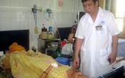 Nữ sinh bỏng nặng vì nướng mực bằng cồn