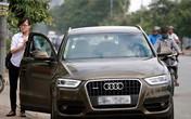 Sĩ tử đi thi tốt nghiệp bằng xe Audi