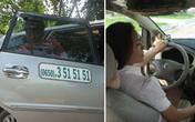 Nữ tài xế taxi và... yêu râu xanh