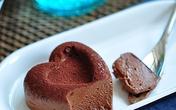 Làm kem chocolate đơn giản không cần máy
