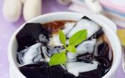 Sương sáo cốt dừa mát lạnh thơm ngon