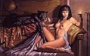 """Sự thật bất ngờ về nữ hoàng Cleopatra: """"Quả bom sex"""" xấu xí!"""