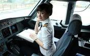 Cận cảnh nữ phi công xinh đẹp lái Airbus 321 đầu tiên của VN