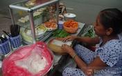Đi ăn bún tôm xào vừa ngon vừa lạ của người Hồi giáo