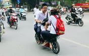 Những pha 'làm xiếc' khó tin của xe đạp điện