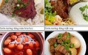 Cách phân biệt món ăn dùng phẩm màu hóa học