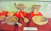Xem cổ vật văn hóa Đông Sơn – Sa Huỳnh – Óc Eo