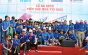 """Hàng ngàn học sinh, sinh viên tham gia chương trình """"Tiếp sức mùa thi 2013"""""""