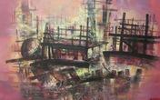 Cận cảnh các tuyệt phẩm mỹ thuật miền Trung & Tây Nguyên