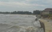 Quảng Nam: Sạt lở bờ biển Cửa Đại