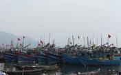 Áp thấp nhiệt đới đi vào đất liền các tỉnh Nam Trung Bộ