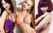 Những người đẹp Việt thích gây sốc