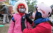 Miền Bắc nhiệt độ giảm mạnh, Hà Nội lạnh 10 độ C