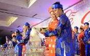 TP HCM: 100 đôi uyên ương sẽ tham dự lễ cưới tập thể vào dịp Quốc khánh