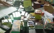 Bắt người phụ nữ bán thuốc kích dục ở chợ Đông Hà