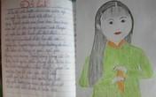 Cô gái bại liệt vẽ tranh, viết hơn 400 bài thơ.... bằng miệng