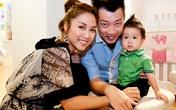 Ốc Thanh Vân xỏ lỗ tai cho con gái ngay khi chào đời