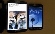 Galaxy S4 mini lộ ảnh thật