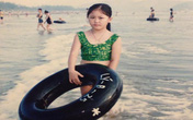 Văn Mai Hương khoe ảnh mũm mĩm ngày bé