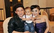 Gia đình hạnh phúc của Lâm Chi Khanh