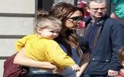 Những hình ảnh tuyệt đẹp của Victoria Beckham và con gái