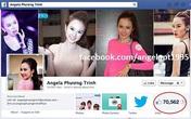 """Angela Phương Trinh """"khốn đốn"""" vì facebook giả chê bai Hà Hồ"""