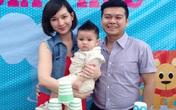 Hùng Cửu Long dẫn con trai đến dự sinh nhật hoành tráng của quý tử nhà hotgirl Quỳnh Chi