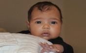 Lộ ảnh con gái Kim 'siêu vòng 3' và Kanye West