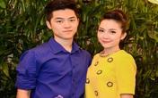 Linh Nga hạnh phúc khoe dáng bên em trai hot boy 18 tuổi