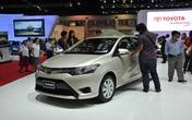 Toyota Vios 2013 có màn hình cảm ứng