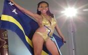 Thí sinh Hoa hậu Siêu quốc gia bị phát hiện mang bầu ở phần thi áo tắm