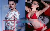Mỹ nhân Việt 'một trời một vực' trước và sau photoshop